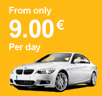 spanish car hire